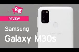 Samsung Galaxy M30s Review: The Best Value Galaxy [4K]