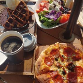 브런치 카페