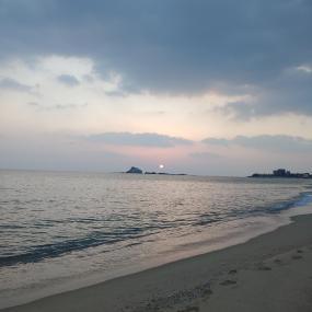 고성 삼포해변